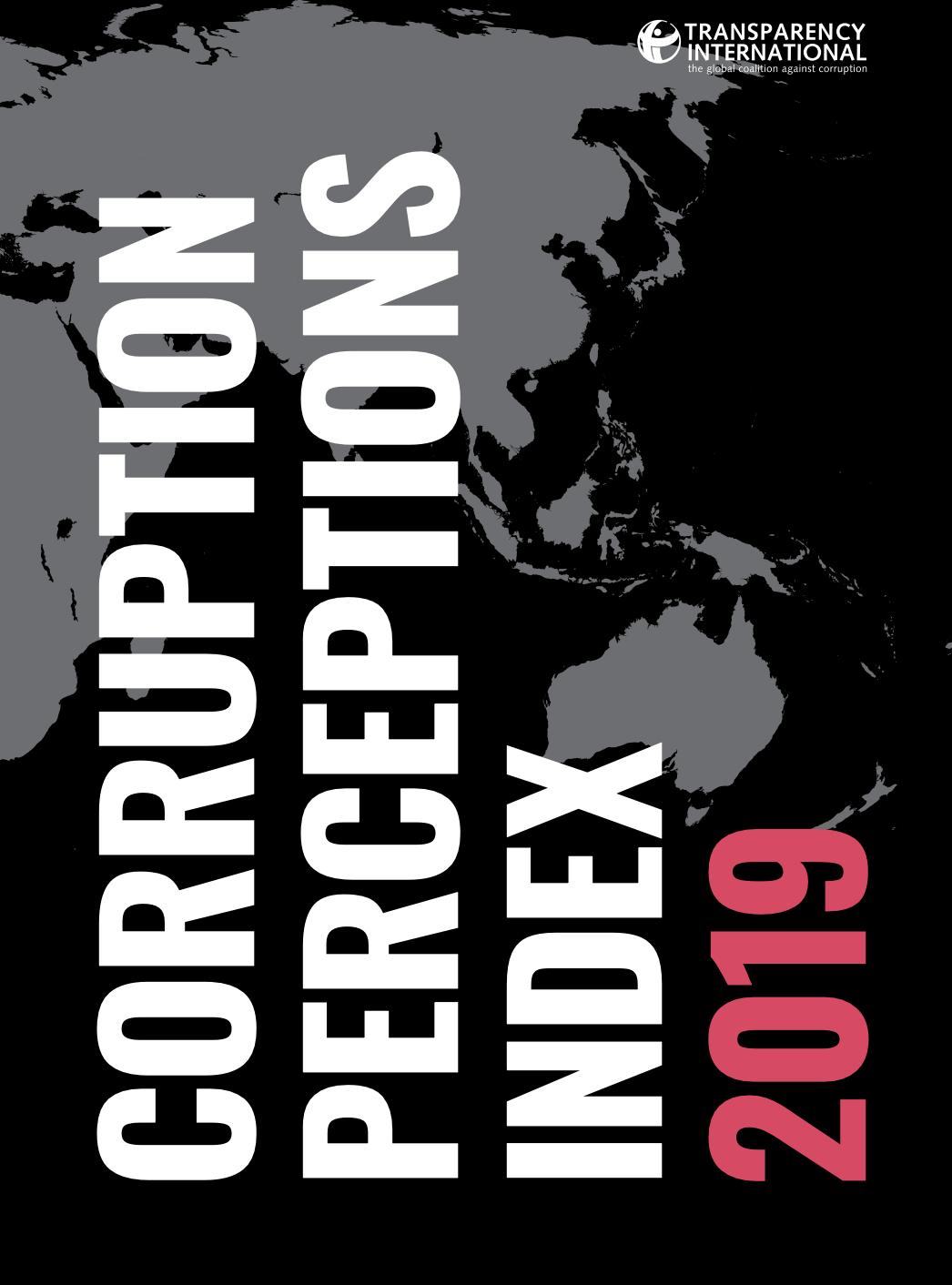 Corruption Perceptions Index 2019