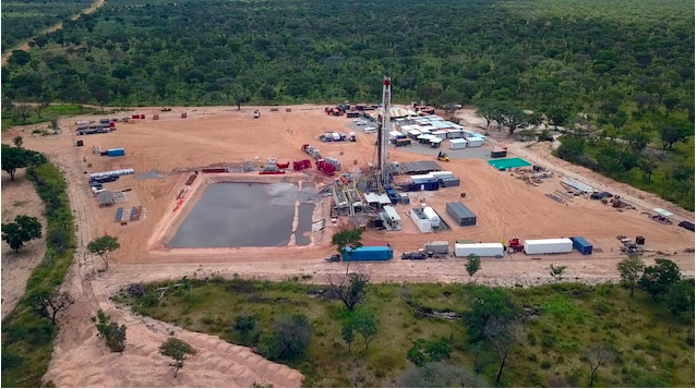 In January, ReconAfrica drilled its first test well in Namibia.