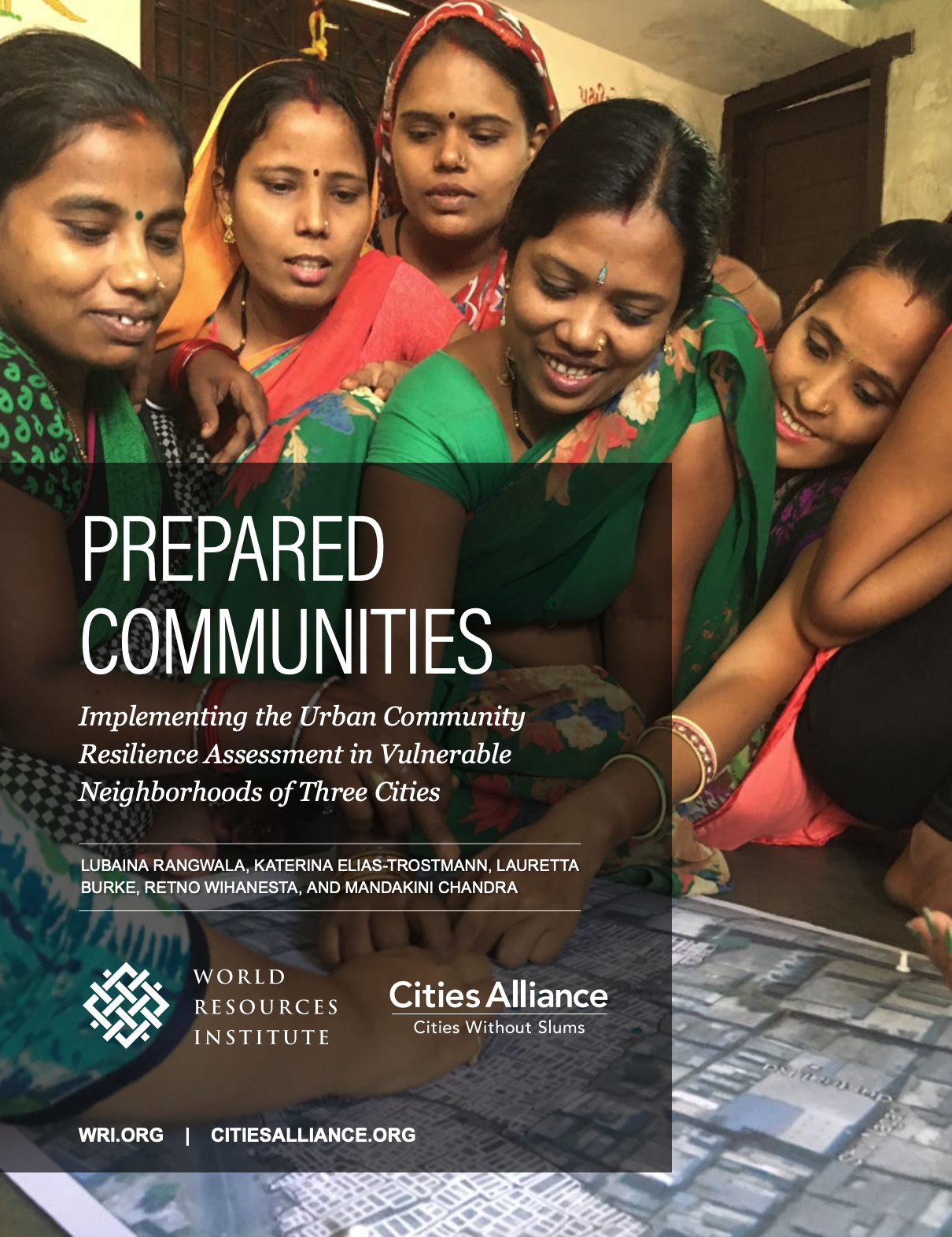 Prepared Communities cover image