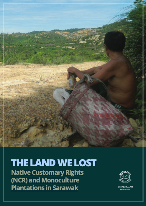 The Land We Lost