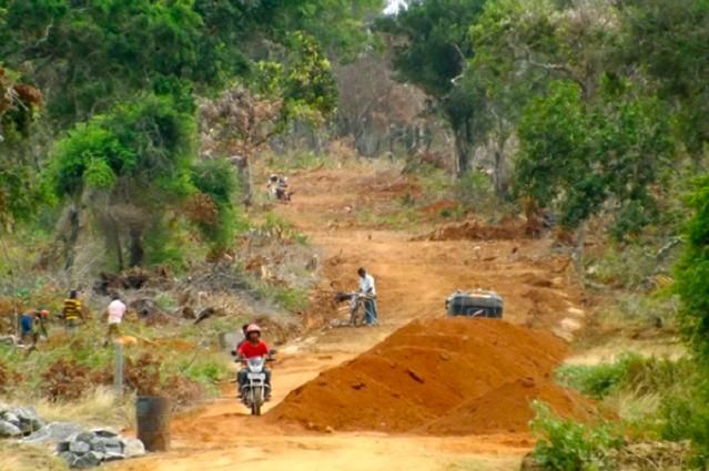 Land fraud in Sri Lanka