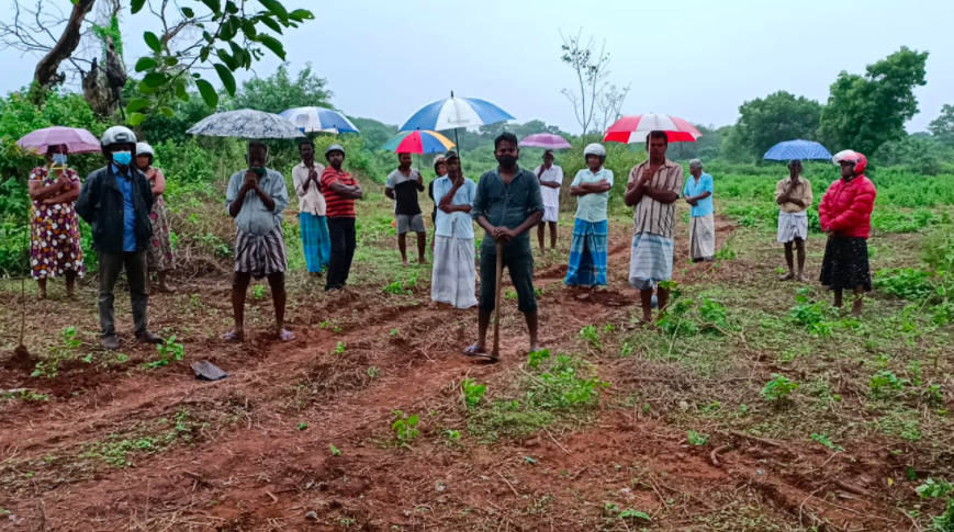 Vavuniya farmers' anguish: Sri Lankan Forest Department land grab forces out Tamil villagers