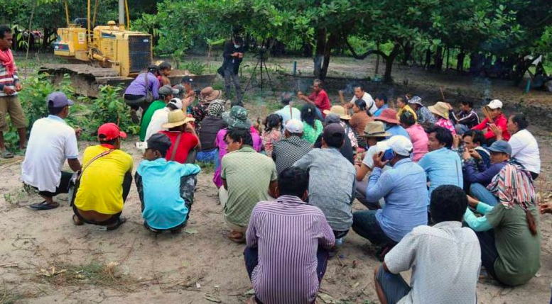 Families on Preah Sihanouk's islands denied land titles