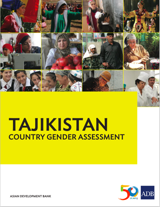 Tajikistan Country Gender Assessment