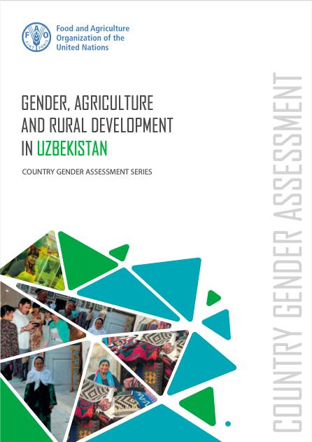 Gender, Agriculture and Rural Development in Uzbekistan