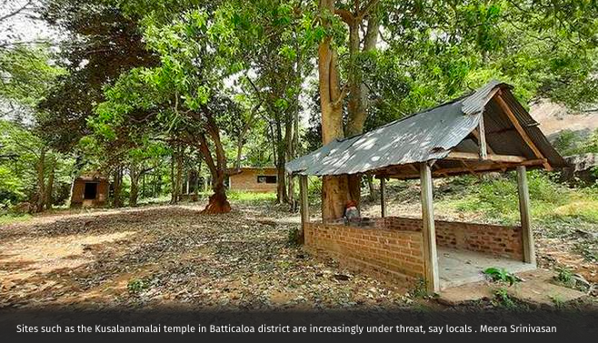 Our lands are under threat, say Tamils in Sri Lanka's Eastern Province