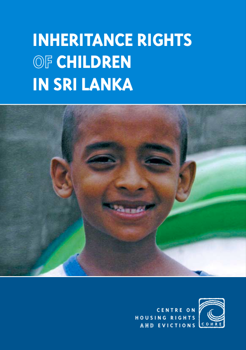 Inheritance Rights of Children Sri Lanka