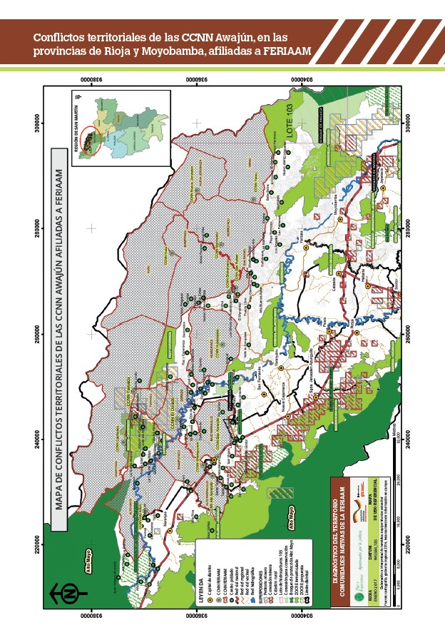 Hoja Informativa N.º 4 (mapas)
