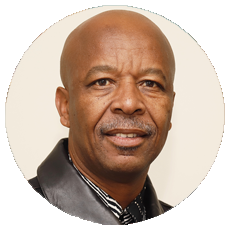 Siyabu Manona, Land information Specialist, LandNNES
