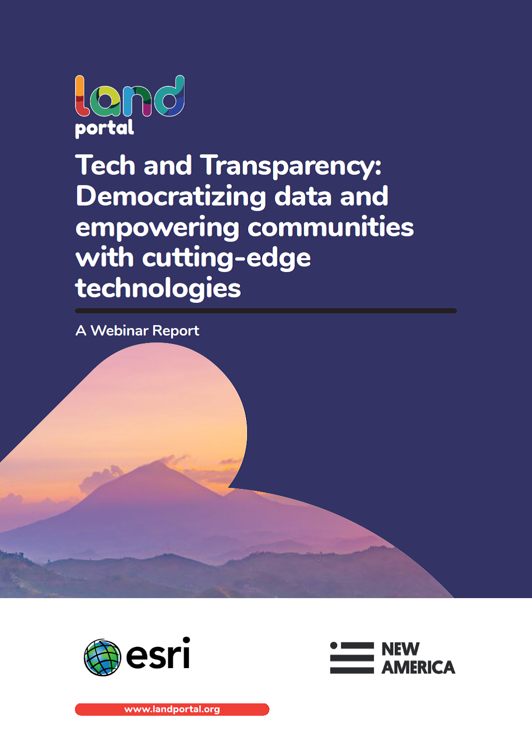 Tech and Transparency: democratising data and empowering communities with cutting-edge technologies
