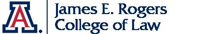 The University of Arizona James E. Rogers College of Law logo