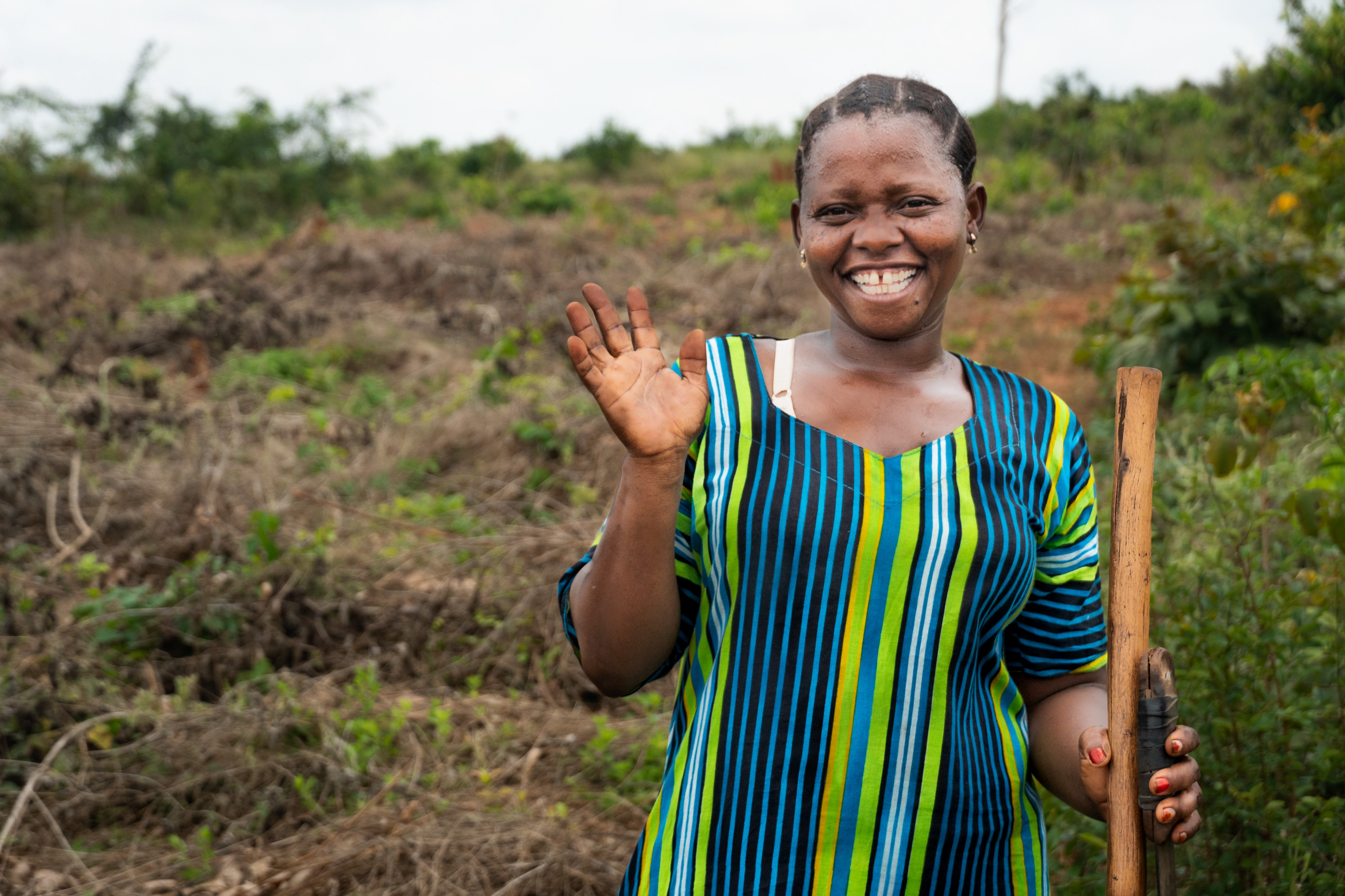 Empowering Women for Open Data Mapping in Agriculture ...