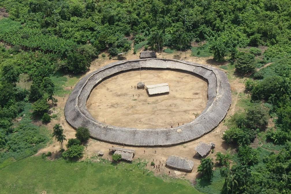 Foto: Reprodução/ Hutukara Associação Yanomami