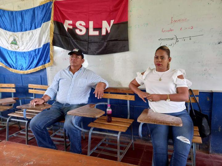 fotografía proporcionada por los miembros del territorio.