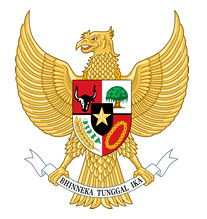 Indonesian Government Seal