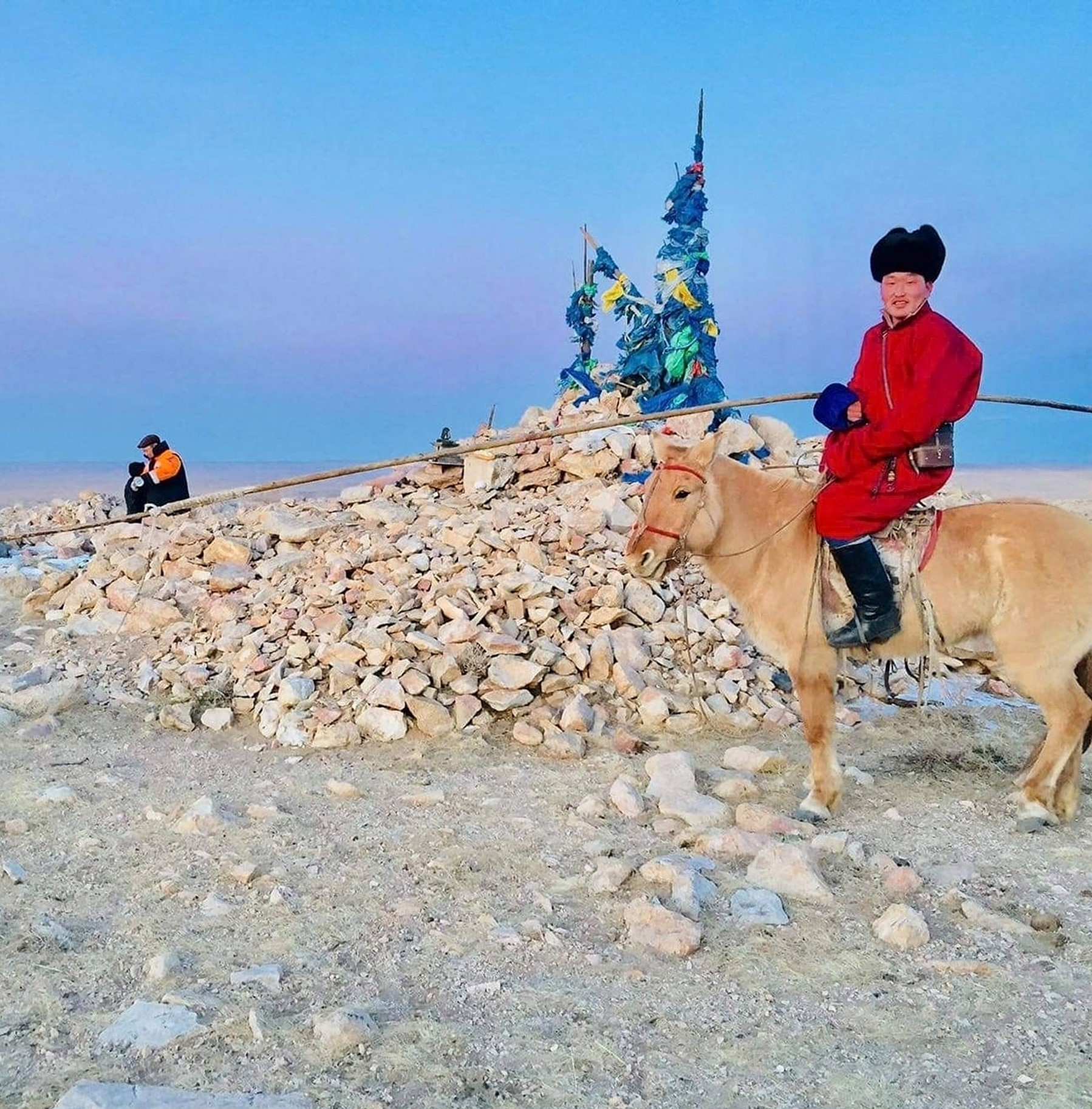 Young champions – hope for Mongolia's herding traditions