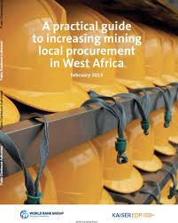 local procurement west africa