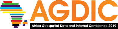 Africa Geospatial Data and Internet Conference 2019 logo