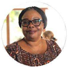 Nana Ama Yirrah, Executive Director, COLANDEF, Ghana