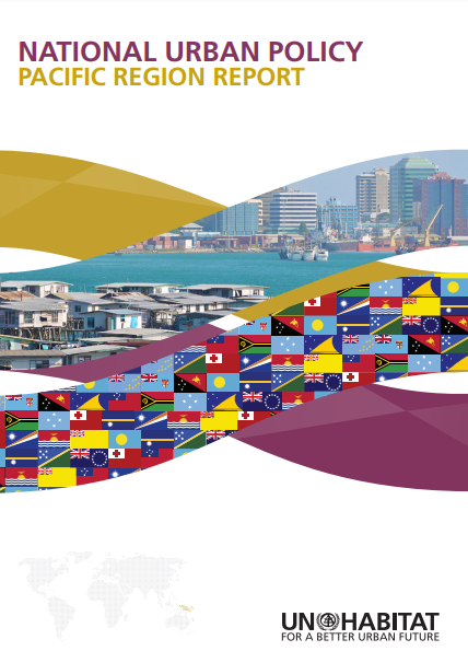 NATIONAL URBAN POLICY PACIFIC REGION REPORT