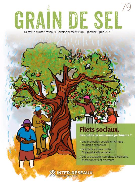 Filets sociaux, des outils de résilience pertinents ? Publié dans Revue Grain de sel le 22 septembre 2020