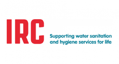 IRC International Water and Sanitation Centre logo