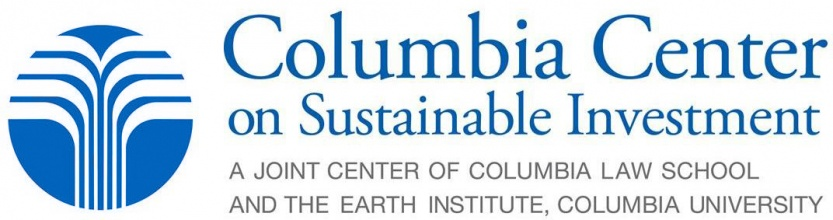Logo of Columbia Center on Sustainable Investment