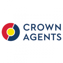 Crown Agents logo