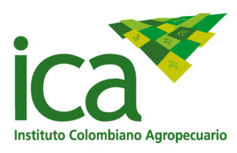 Instituto Colombiano Agropecuario logo