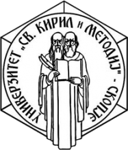 University of Ss. Cyril and Methodius in Trnava logo