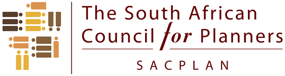 South African Council for Planners logo