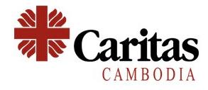 Caritas Cambodia logo