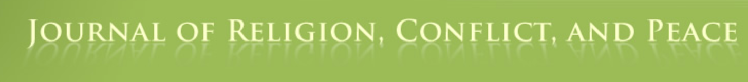 Journal of Religion, Conflict, and Peace logo