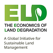 Economics of Land Degradation Initiative logo
