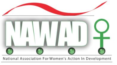 National Association for Women's Action in Development logo