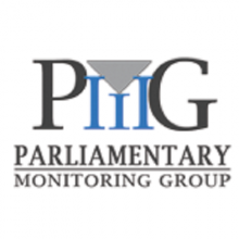 Parliamentary Monitoring Group logo