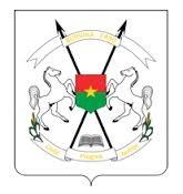 Burkina Faso Emblem