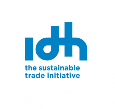 IDH, The Sustainable Trade Initiative logo