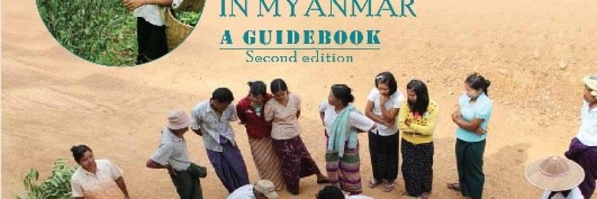Customary Tenure Guidebook Myanmar Cover
