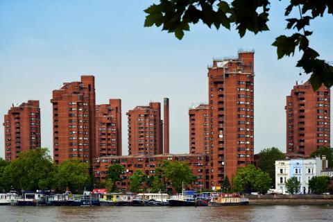 united kingdom social housing
