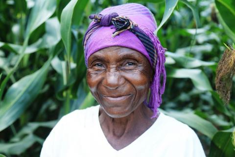 zimbabwe agriculture woman farmer photo by USAID