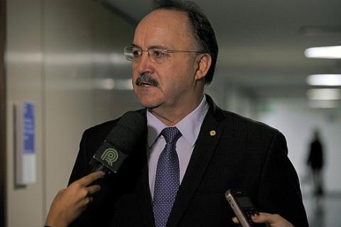 O deputado Mauro Pereira (PMDB-RS), relator do projeto que muda as regras do licenciamento ambiental (Foto: Renato Araújo/Câmara dos Deputados)