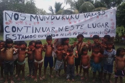 Foto por Associação Indígena Pariri – Munduruku, Médio Tapajós