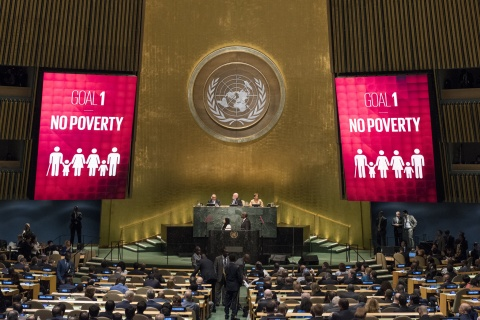 Realizing the 2030 Agenda: Tilting the Scales of Poverty in Favor of Vulnerable Communities Through Land Data