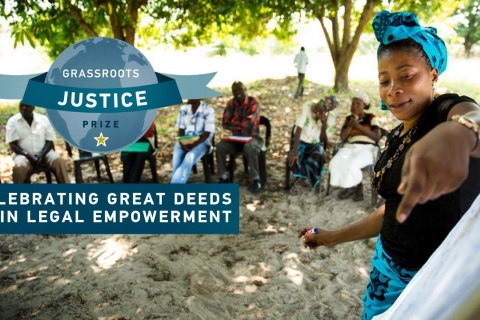 The 2019 Grassroots Justice Prize
