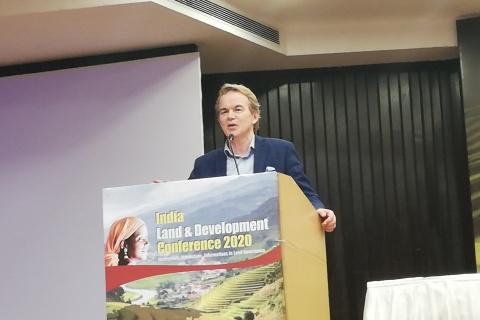 Tim Hanstad, President of the Chandler Foundation