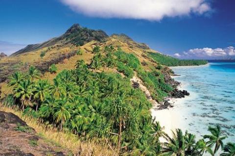 île de mangareva