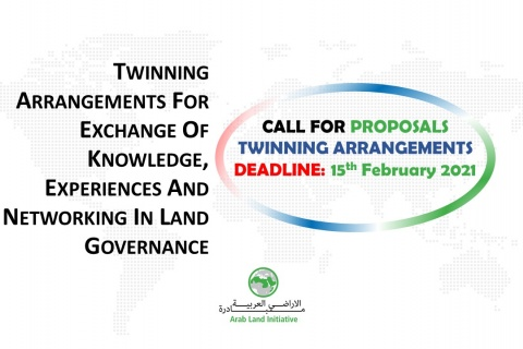 Twinning arrangements for exchange of knowledge, experiences and networking in land governance