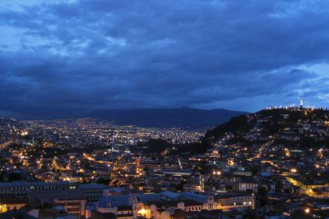Quito habitat III image