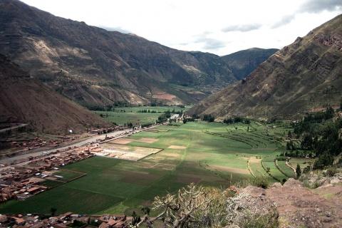 Peru agriculture land
